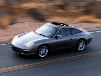 2003 Porsche 911 Targa 8