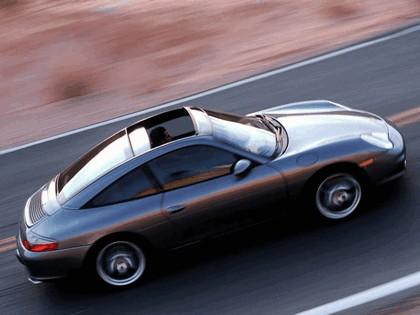 2003 Porsche 911 Targa 9