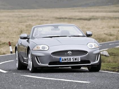 2009 Jaguar XK convertible - UK version 3