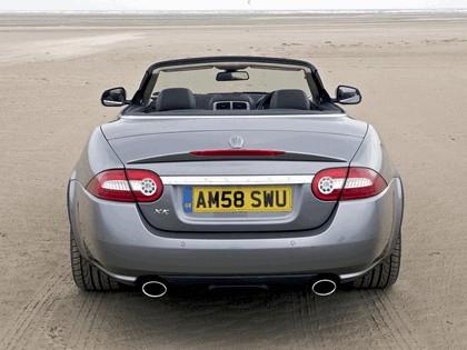 2009 Jaguar XK convertible - UK version 5