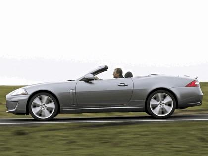 2009 Jaguar XK convertible - UK version 7