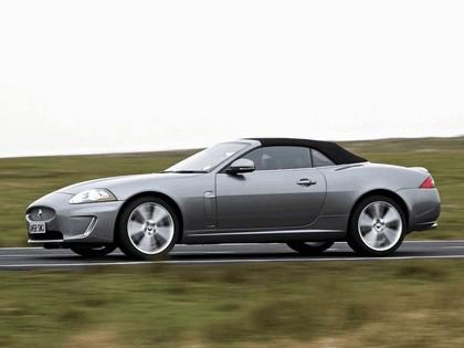 2009 Jaguar XK convertible - UK version 8