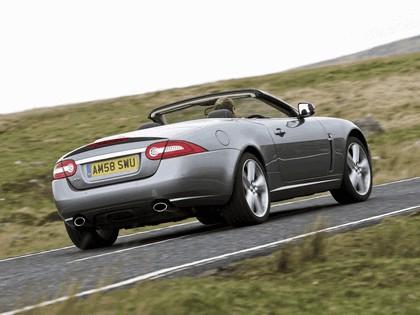 2009 Jaguar XK convertible - UK version 9