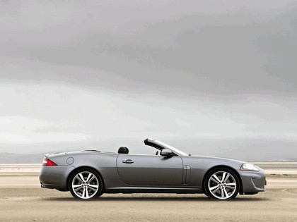 2009 Jaguar XK convertible - UK version 11