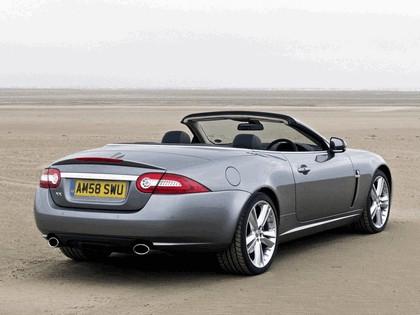 2009 Jaguar XK convertible - UK version 12
