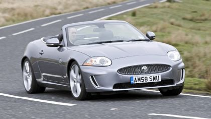2009 Jaguar XK convertible - UK version 7