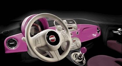 2009 Fiat 500 Barbie edition 4