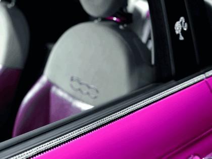2009 Fiat 500 Barbie edition 7