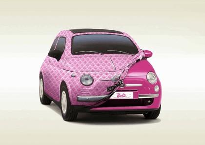 2009 Fiat 500 Barbie edition 26