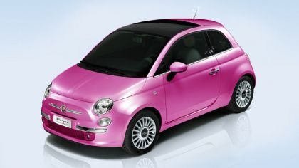 2009 Fiat 500 Barbie edition 8