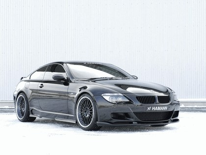 2005 BMW M6 by Hamann 1