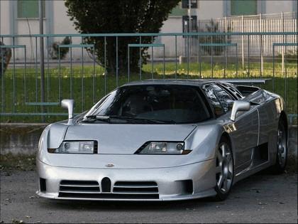 1993 Bugatti EB110 SuperSport 1
