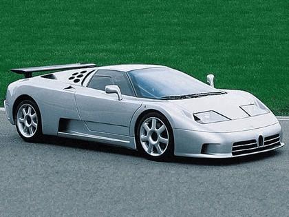1993 Bugatti EB110 SuperSport 3