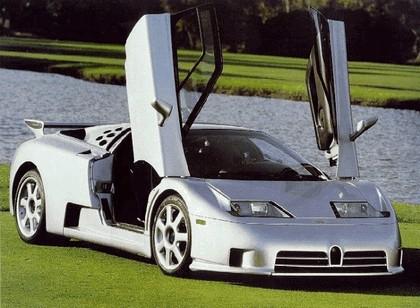 1993 Bugatti EB110 SuperSport 4