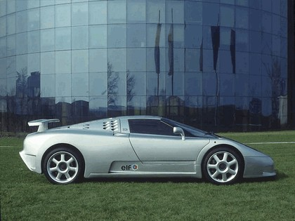 1993 Bugatti EB110 SuperSport 5