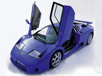 1993 Bugatti EB110 SuperSport 7