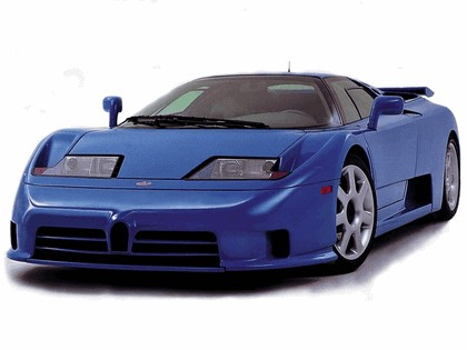 1993 Bugatti EB110 SuperSport 8