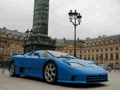 1993 Bugatti EB110 SuperSport 12