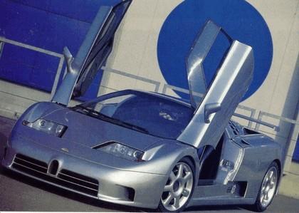 1993 Bugatti EB110 SuperSport 16