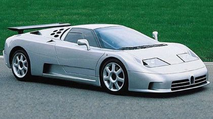1993 Bugatti EB110 SuperSport 2