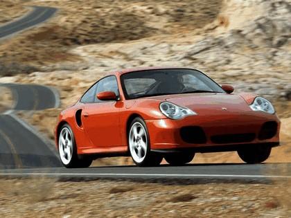 2003 Porsche 911 Turbo 3