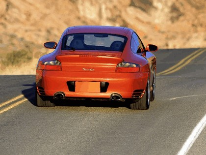 2003 Porsche 911 Turbo 6