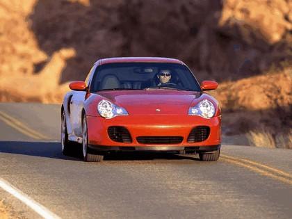 2003 Porsche 911 Turbo 7