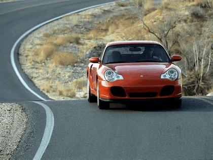 2003 Porsche 911 Turbo 8
