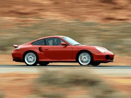 2003 Porsche 911 Turbo 9