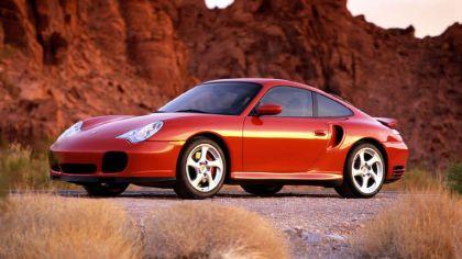 2003 Porsche 911 Turbo 2