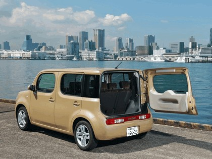 2008 Nissan Cube ( Z12 ) - Japan version 6