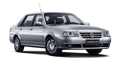 2005 Volkswagen Santana - Chinese version 8