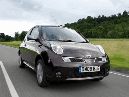 2008 Nissan Micra 3-door - UK 25th anniversary ( K12C ) 4