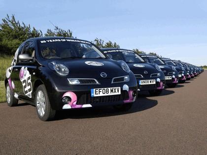 2008 Nissan Micra 3-door - UK 25th anniversary ( K12C ) 9