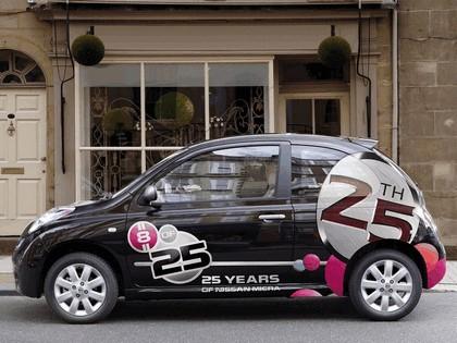 2008 Nissan Micra 3-door - UK 25th anniversary ( K12C ) 10