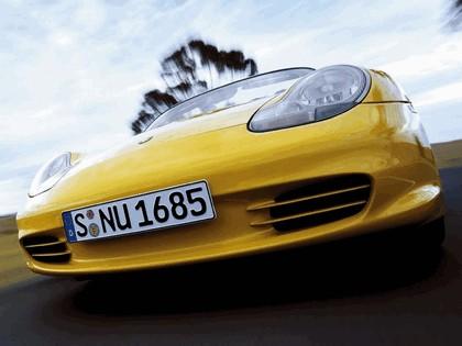 2003 Porsche Boxster 1