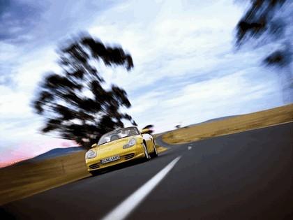 2003 Porsche Boxster 2