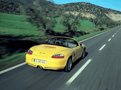 2003 Porsche Boxster 6