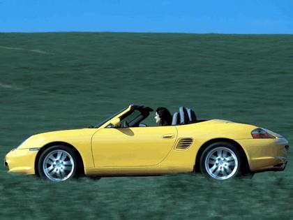 2003 Porsche Boxster 7