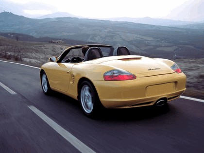 2003 Porsche Boxster 9
