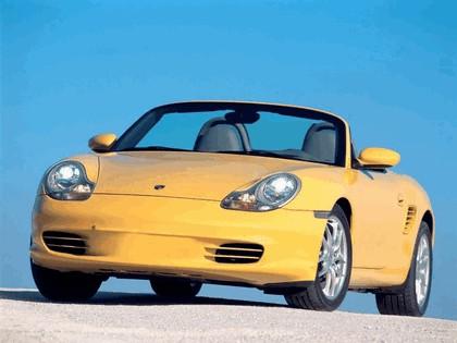 2003 Porsche Boxster 12