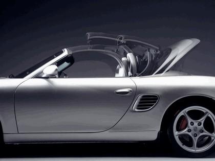 2003 Porsche Boxster 17