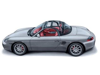 2003 Porsche Boxster 22