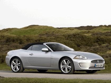 2009 Jaguar XKR convertible - UK version 7