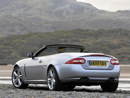 2009 Jaguar XKR convertible - UK version 8