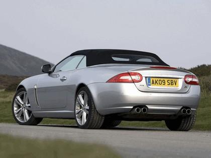 2009 Jaguar XKR convertible - UK version 9