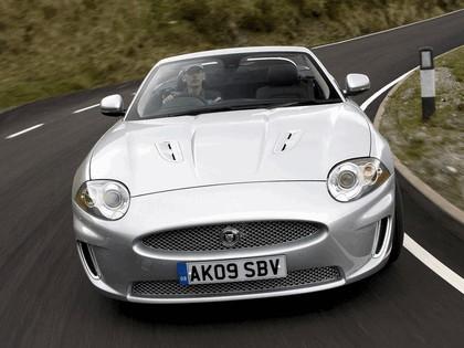 2009 Jaguar XKR convertible - UK version 12