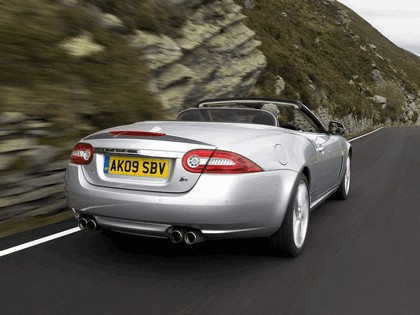 2009 Jaguar XKR convertible - UK version 13