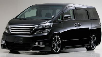 2008 Toyota Vellfire by Wald 4