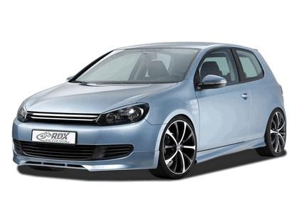 2009 Volkswagen Golf VI by RDX Racedesign 1